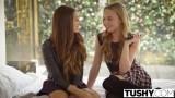 Triolisme et première sodomie pour ces sexy teens